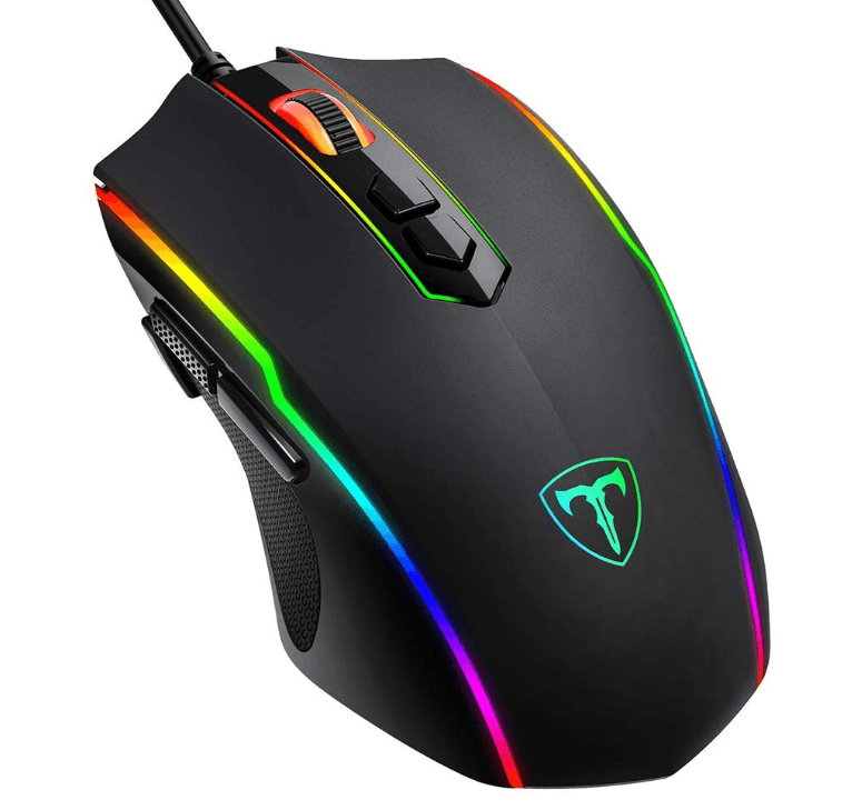 3519e0ad528 Logitech G502 Proteus Spectrum RGB Tunable Gaming Mouse, 12, 000 DPI  On-the-fly DPI Shifting, Personalized Weight and Balance Tuning with (5)  3.6G Weights, ...