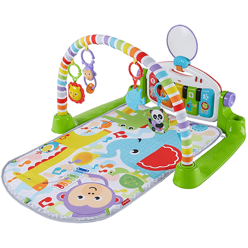 Fisher-Price Deluxe Kick & Play Piano Gym B073H4WKFT